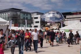 Festival of Nature at At-Bristol's Millennium Square