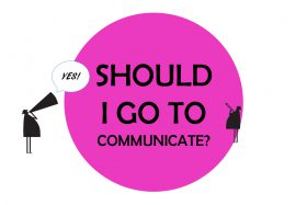 Should I go to Communicate_SPOT